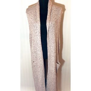 Faded Glory Duster with Pockets Size XXL 20